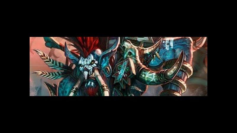 Продолжаем качать ДК (Death Knight) троллину в патче 7.3.2 - дай те как я вас затролю ...