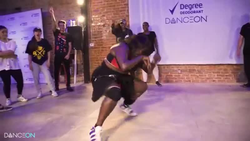 Degree x DanceOn _ Lets Get It - Jordyn Carter _ Tricia Miranda Choreography _