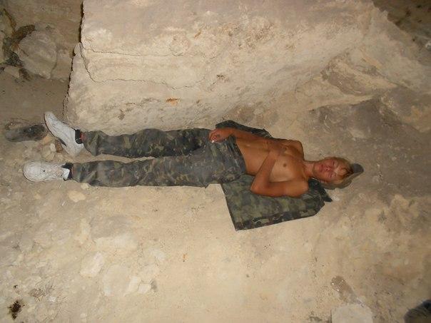 Военно-археологическая экспедиция - Аджимушкай-2013 X8cJiGkP0Sg