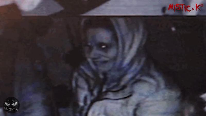 Жесть 18 Реальные съёмки Призраки Привидения Духи Фантомы Часть девятая Ghost caught on camera
