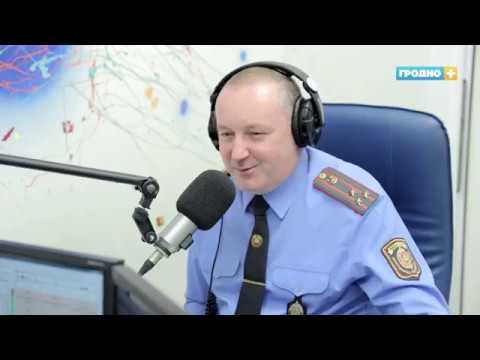 По мужски Выпуск №95 Владимир Назарко начальник Гродненской областной ГАИ