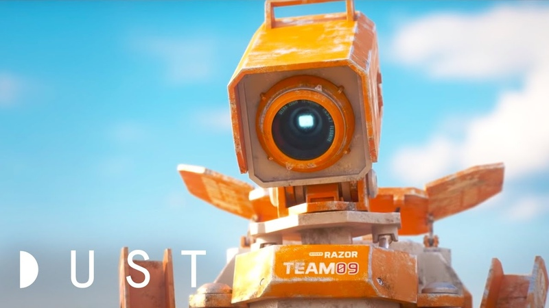 Sci-Fi Short Film Planet Unknown presented by DUST