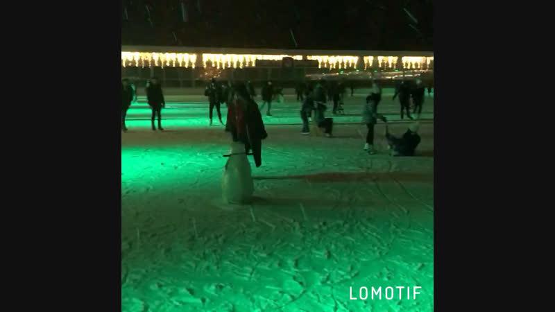 Dolder Zurich каток коньки schlittschuhlauf skating
