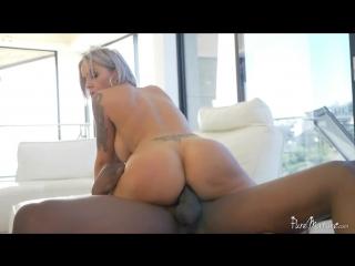Nina Elle [SLIM SEX 18+, ПОРНО ВК, new Porn vk, HD 1080, POV, MILF, IR, Big Black Coc