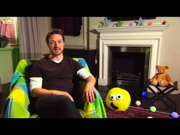James McAvoy - 'The Dinosaur that Pooped' (CBeebies Bedtime Stories)