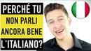 1/4 Capisco l'italiano MA non riesco ANCORA a parlare bene | Imparare l'italiano