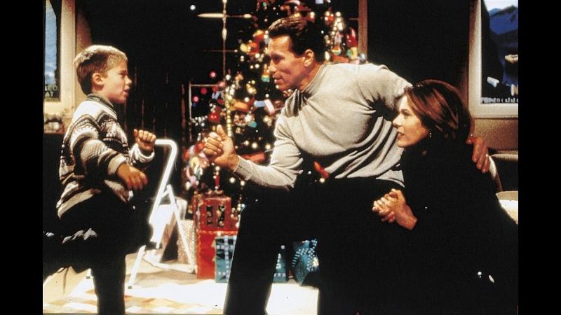 Подарок на Рождество Jingle All the Way, 1996 год.