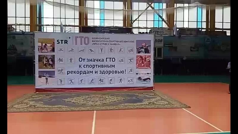 Сейчас в STR.RU. Вручение знаков отличия «ГТО». Стерлитамак-Арена
