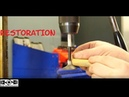 Subaru Cylinder Head Restoration l Time-Lapse l Rebuild l Resurface l Relaxing