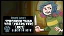 ♫【 LoL】Ruri Aoki - Stronger Than You (Chara Response)【RUS】♫