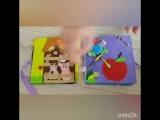 Развивающая книжка из фетра!!!!!