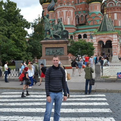 Олег Тупико, 13 сентября 1987, Санкт-Петербург, id202399