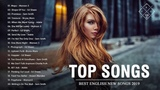 Best English Songs 2019 - Best Pop Songs Collection 2019 - New Acoustic Popular Songs