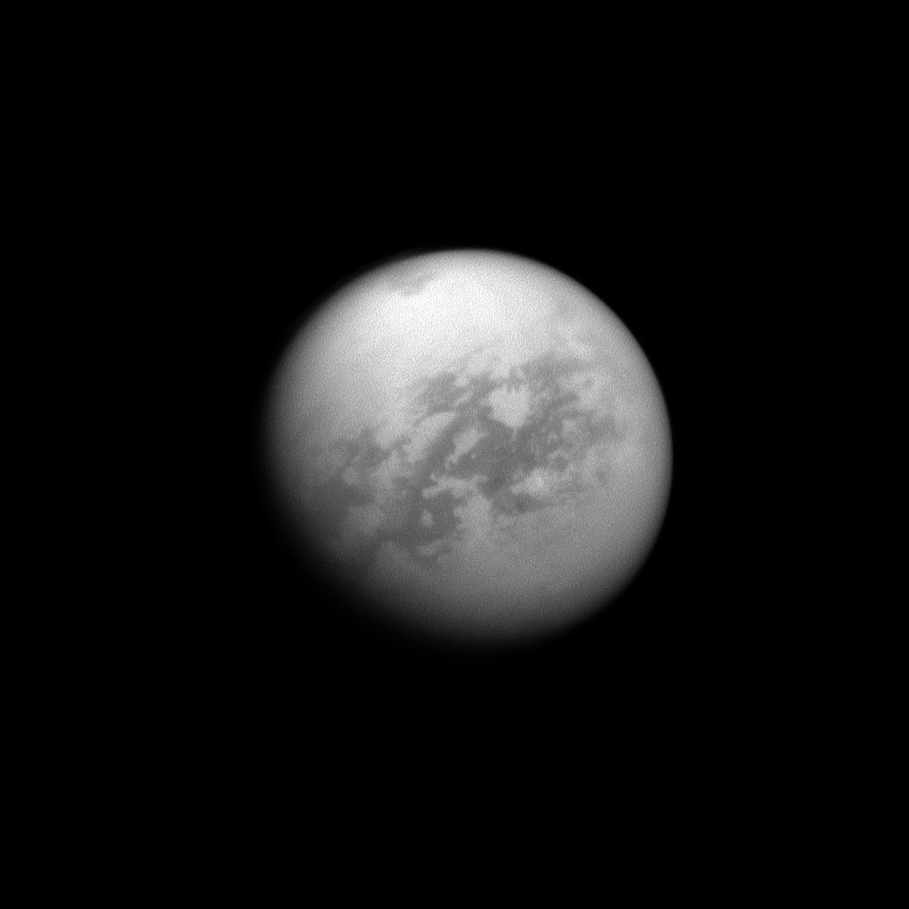 Море Кракена. Титан