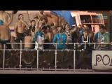 Как болельщики «Зенита» праздновали победу над минским «Динамо»
