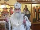 Слово митрополита Константина в Лазареву субботу