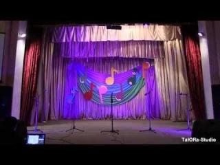 Отчётный концерт образцового художественного коллектива Скворушка Успенская школа №2