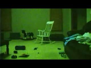 страшное видео!!!смотрите все прикол в конце!!!стул шата...