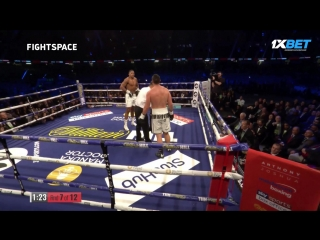 ЭНТОНИ ДЖОШУА — ДЖОЗЕФ ПАРКЕР | ПОЛНЫЙ БОЙ | Full Fight HD