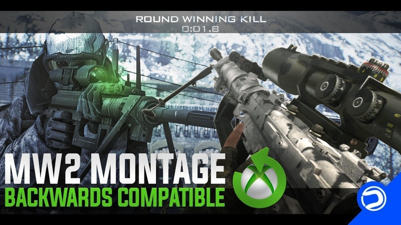 Scare Time 29 - MW2 Backwards Compatible Montage (INSANE)
