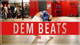 Todrick Hall feat. RuPaul - Dem Beats | Choreography by Blake McGrath