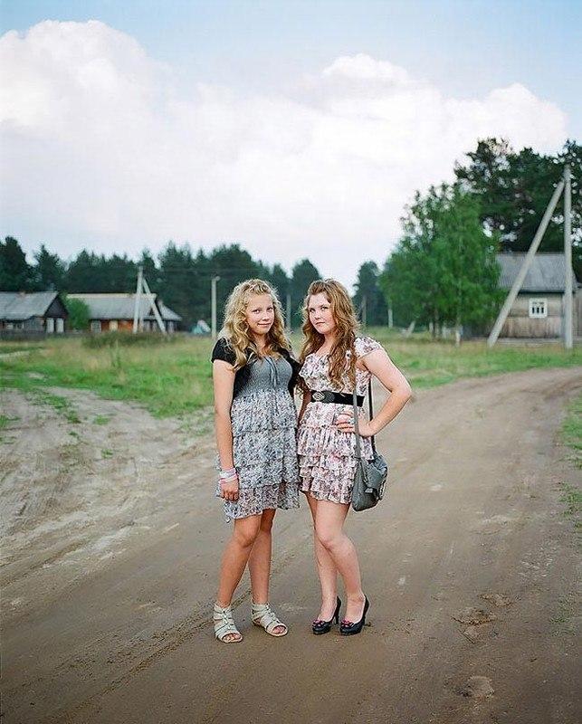 0o xtnP3hOI - Есть девушки в русских селеньях: фоторепортаж из глубинки