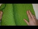 Вязаная крючком Подушка с ромбами Вязание крючком для дома Вязаная диванная подушка. Часть 2