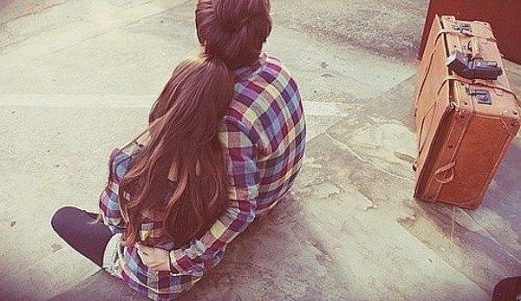 фото красивая пара на аву
