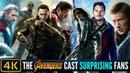 Avengers Infinity War Cast Surprising Fans 2018 ❤️️