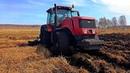 Тракторы МТЗ 3022 3522 и др снова месят грязь На ТРАКТОР надейся а сам не плошай Подборка