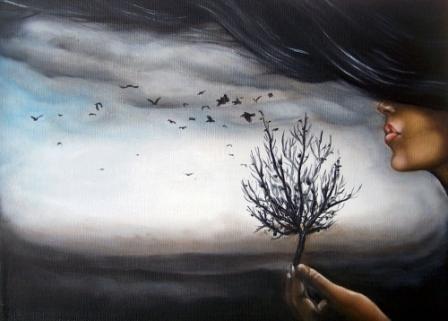 Не бросайте на ветер слов. Погода переменчива, всегда есть вероятность того, что через некоторое время, направление ветра изменится и именно ваши слова собьют вас с ног.