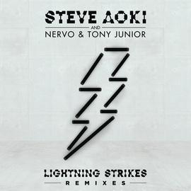 Steve Aoki альбом Lightning Strikes