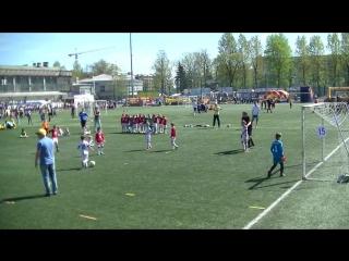 Серия пенальти против Сити Самара Джуниор Кап 2016