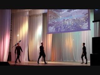 лезгинка на «Молодежном фестивале национальных культур Республики Марий Эл»