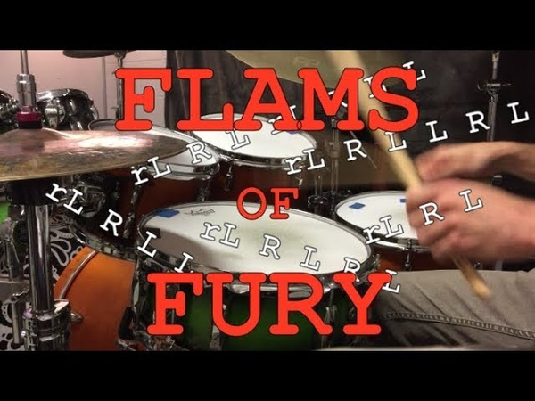 How to Improve your FLAMS: Flams of Fury - Drum Lesson