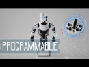 OP ONE by Silverlit - a Lively Programmable Robot