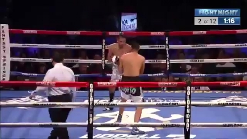 Хорхе Линарес vs Абнер Котто (Jorge Linares vs Abner Cotto) 29.09 2018
