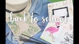 DIY | back to shool | Как украсить тетради | 5 вариантов обложек