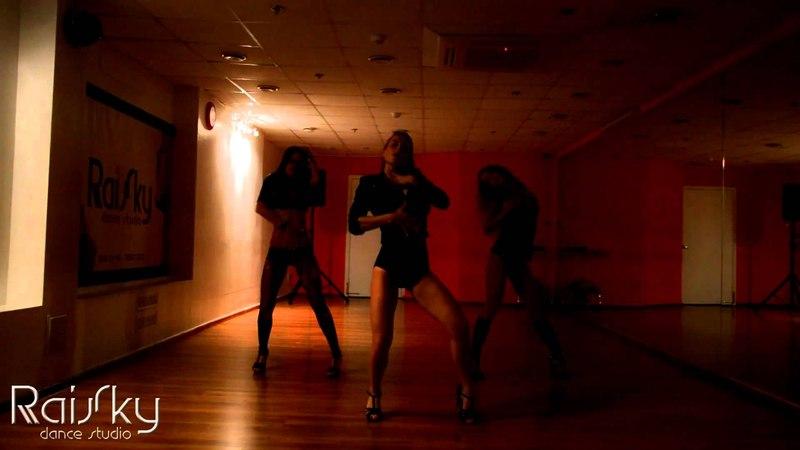 FRAME UP STRIP - Too Close (Choreo by Nastya Yurasova)