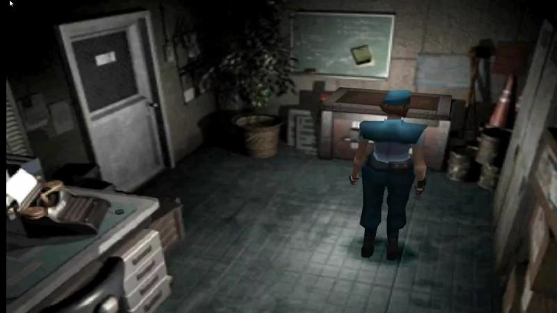 Resident evil 3 Nemesis Заводим травмай