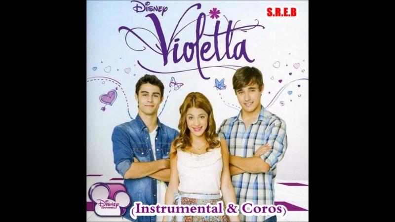 Violetta - Habla Si Puedes (Instrumental Coros)