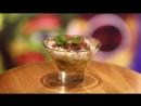 Рецепт недели салат с зефиром