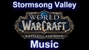 Stormsong Valley Music (Complete) - Warcraft Battle for Azeroth Music