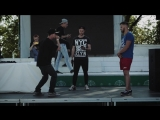 ЛИГА БИТБОКСА - Alkatras VS. Checkmate (beatbox battle FREE HIP-HOP 13)