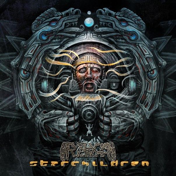 Вышел новый альбом RAXA - Starchildren (2013)