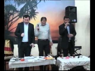 Aqshin Fateh & Vuqar Bileceri & Elxan Muntezir - Namaz Vacibatdi Lenkeran Toyu 2013 Yeni