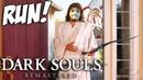 Dark Souls REMASTERED PvP DON'T OPEN DOORS IN ANOR LONDO