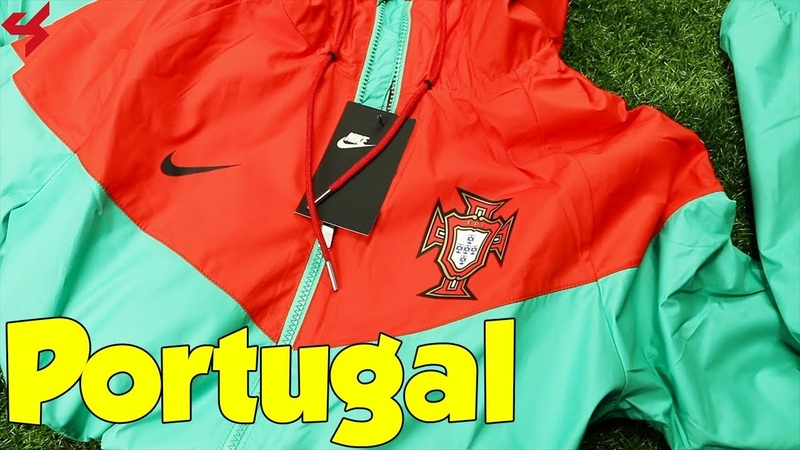 Nike Portugal 2018/19 Windrunner Unboxing Review from Subside Sports