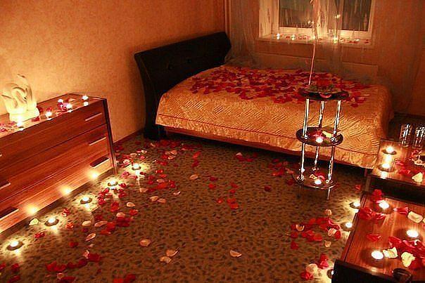 Романтические фото дома