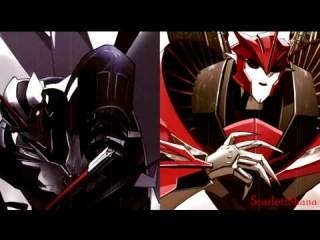 Transformers Prime music video - Let's kill tonight